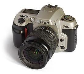 Digital Single Lens Reflex Camera (DSLR Camera)
