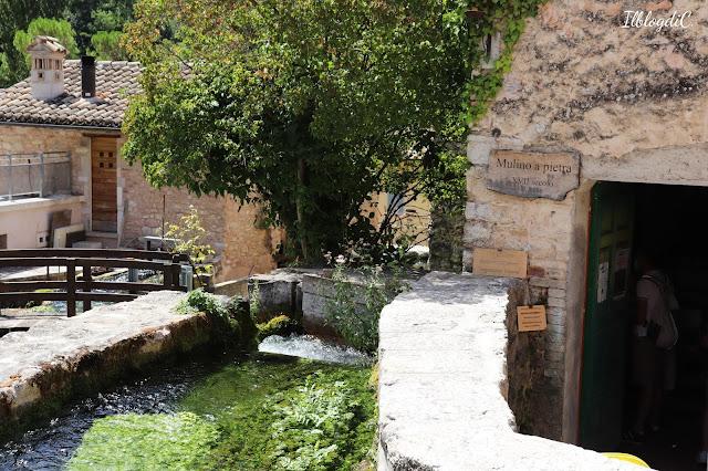 Mulino a Pietra Rasiglia