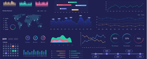 تخصص Data Visualization