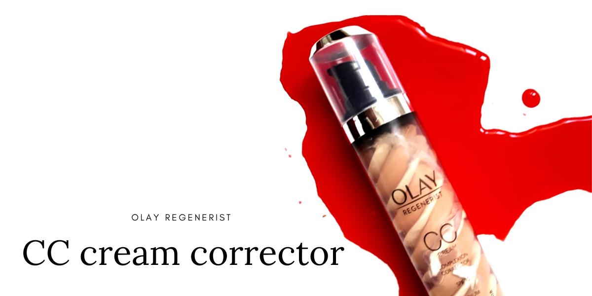 OLAY REGENERITS CC CREAM CORRECTOR
