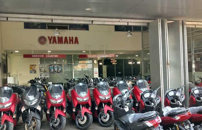 Alamat Dealer Yamaha di Surabaya