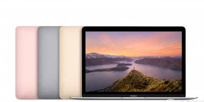 Apple's official website frame 12-inch MacBook rose gold + stronger Configuration