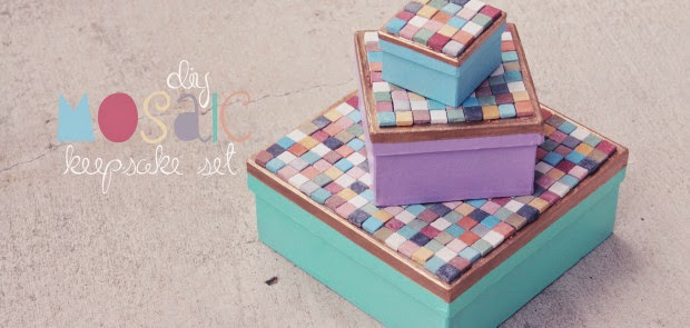 Kids DIY memory box