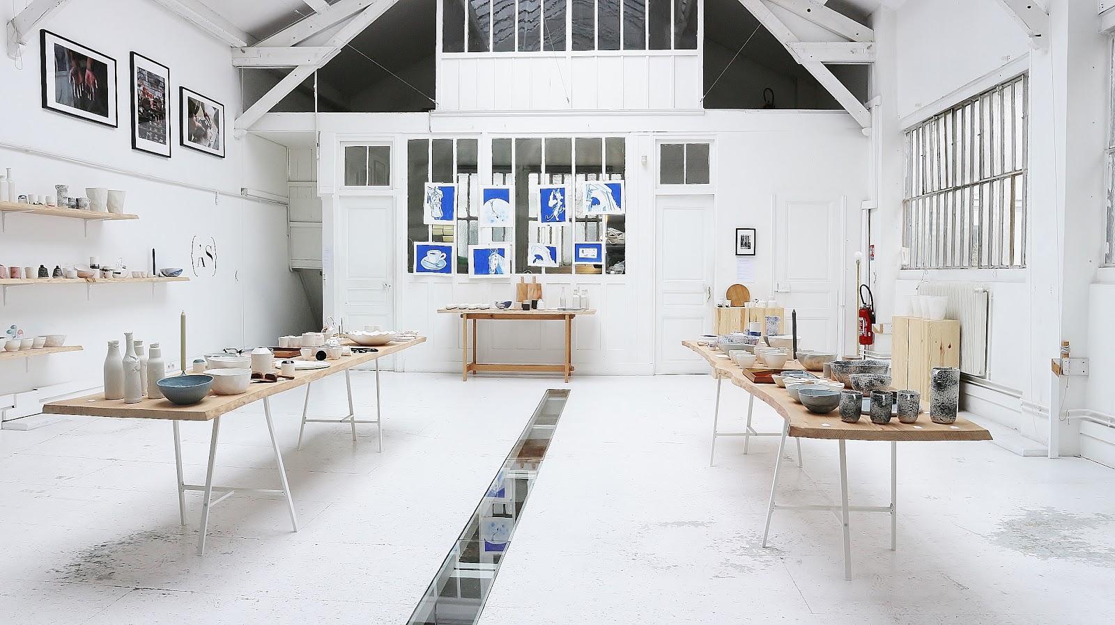 atelier rue verte le blog paris l 39 atelier singulier favorise le slow made. Black Bedroom Furniture Sets. Home Design Ideas
