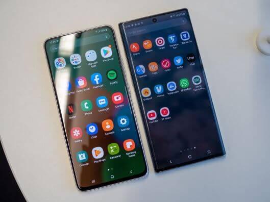التفاصيل, الكاملة, عن, الهاتف, الذكى, سامسونج, جلاكسي, Samsung ,Galaxy ,A90 ,5G, مواصفات, ومميزات, وعيوب