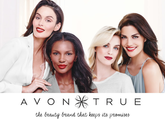 Avon Colour becomes Avon True: beautiful promises kept