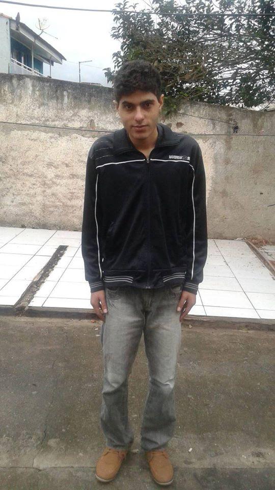 Desaparecido: Daniel de Souza Comitre de Registro-SP