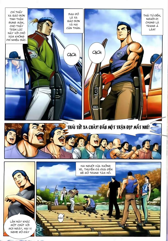 Người Trong Giang Hồ Chap 695 - Truyen.Chap.VN