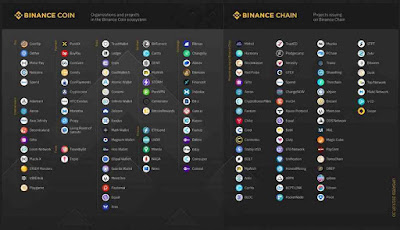 Binance Coins - Binance Chains