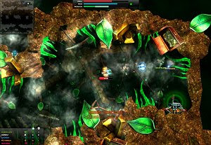 Assault Wing free PC shooter multiplayer game