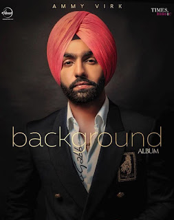 Background Lyrics | Ammy Virk | Mix Singh