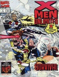 X-Men Unlimited (1993)