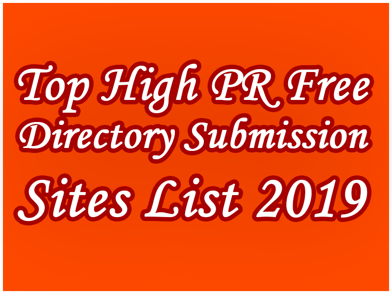 Top 80+ Free High PR Question & Answer Websites List-2019 | The Best