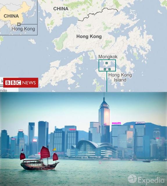 """Akhirnya Hong Kong """"Lenyap"""""""
