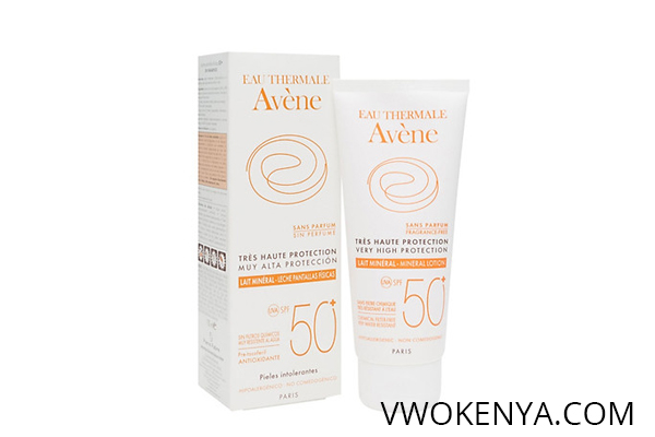 Kem chống nắng Avene Very High Protection Mineral Lotion SPF 50+