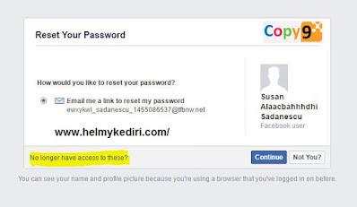 Copy9 Facebook Hacking