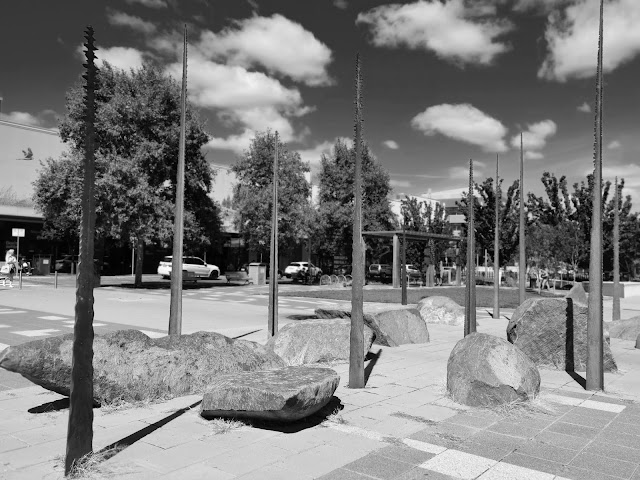 Gungahlin Public Art   Malcolm Utley