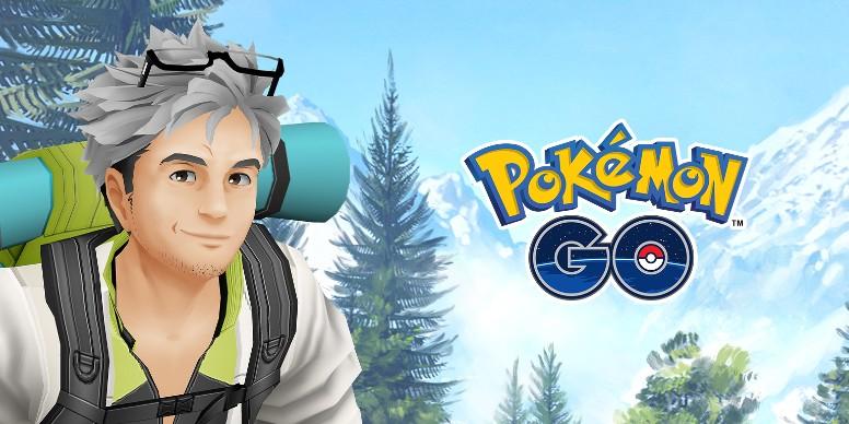 Pokémon GO Prof Willow