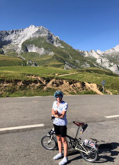 French Village Diaries Brompton bicycles #myBrompton #KTTinyTourer