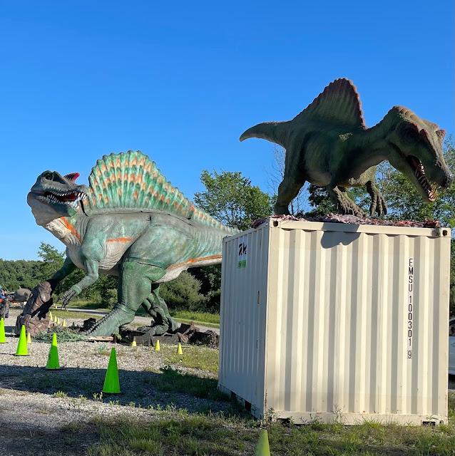 Jurassic Quest Drive Thru Pittsburgh