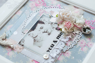 Тильда, свадьба, бумага, скрап, нежность, красивая страничка, свадебный день, стильная свадьба