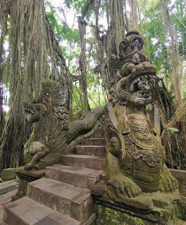 La isla de Bali es hinduista.