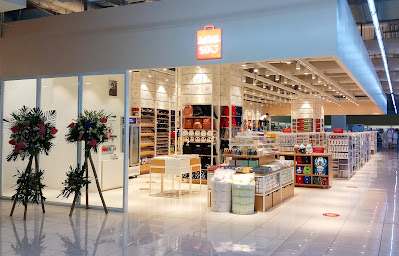 JAPANESE BRAND MINISO OPENS 1ST SM HYPERMARKET BRANCH IN BULACAN