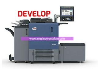 Mesin Digital Printing DEVELOP