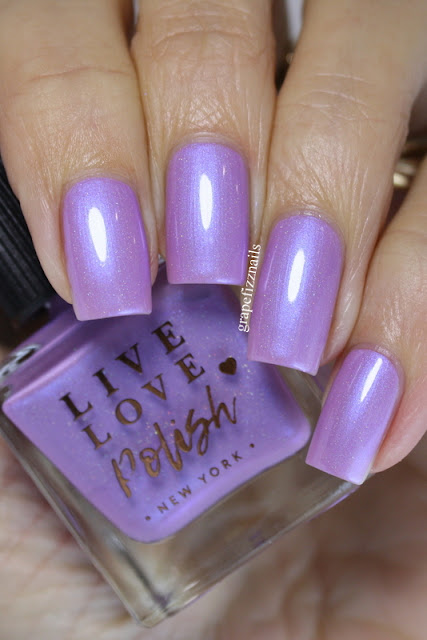 Live Love Polish Birthday Party Collection