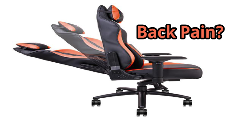 Do Gaming Chair Help To Resolve Back Pain?
