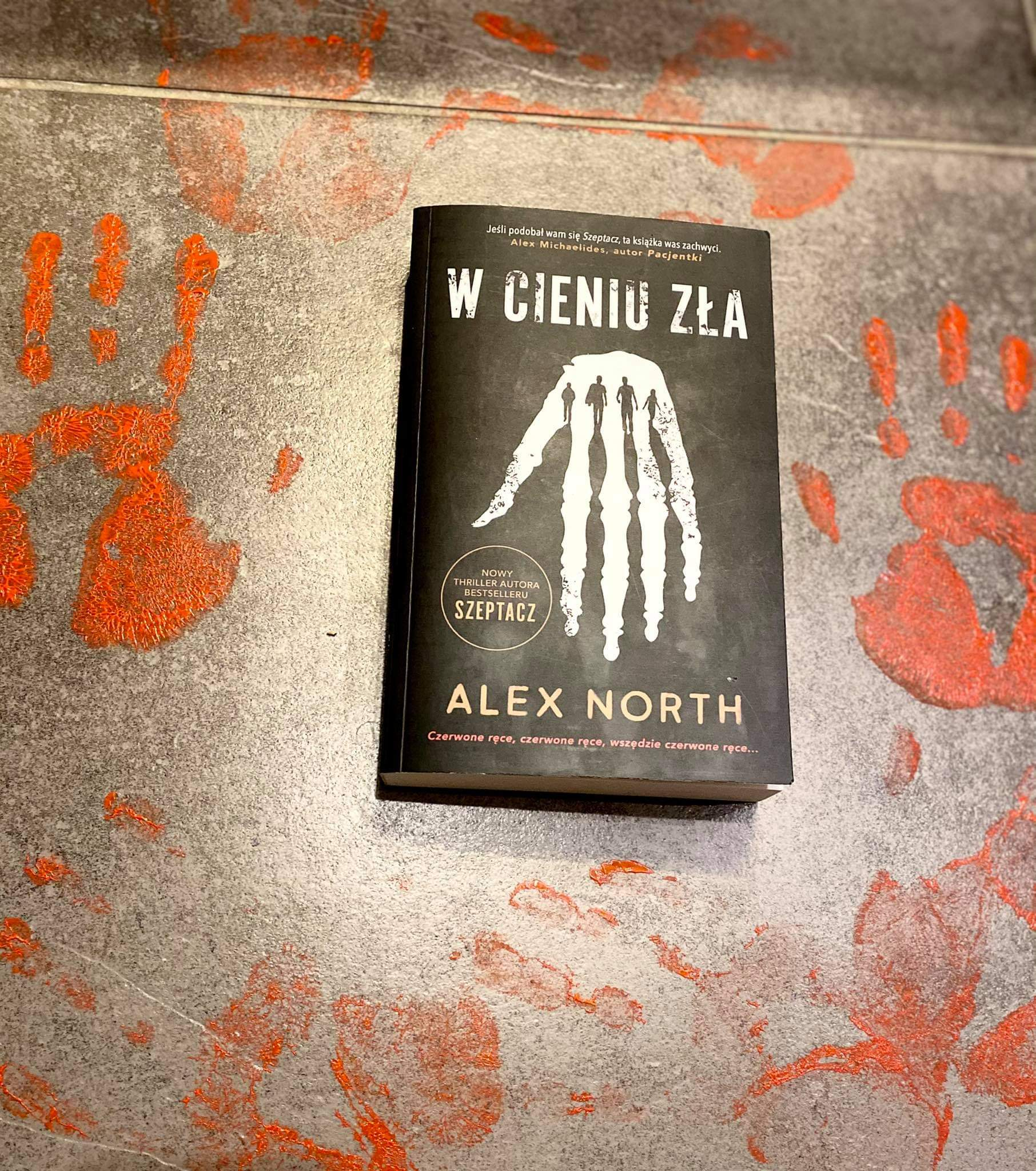 Alex North - W cieniu zła
