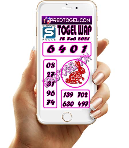 Prediksi Togel Wap SGP Kamis 18 Februari 2021