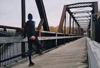 run, lari, jogging, footwork