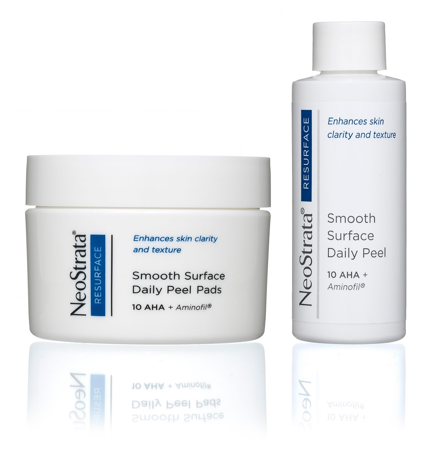 NeoStrata Smooth Surface Daily Peel Pads - Caroline Hirons