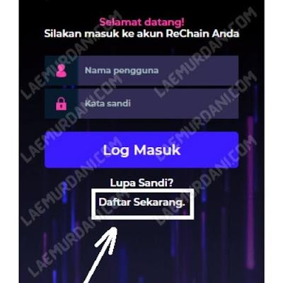Cara Mendaftar APK VidyCoin