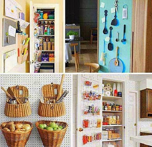 Useful Kitchen Storage Ideas