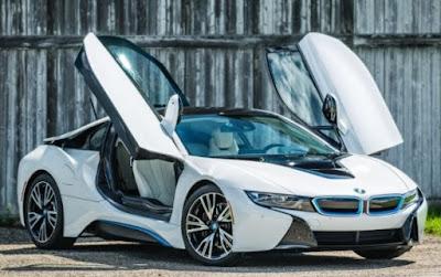 2017 BMW i8 for sale - Otomotif News