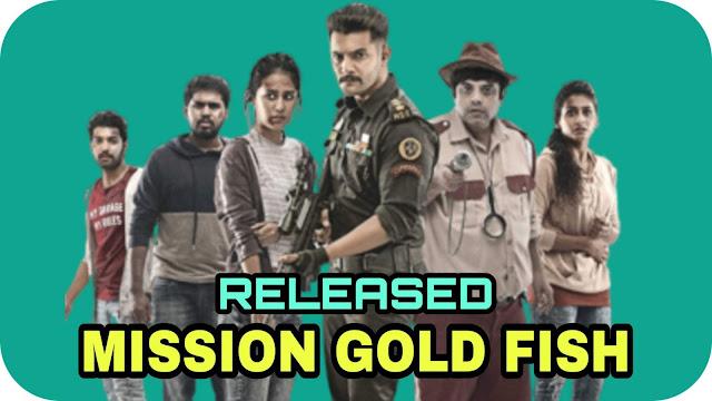 Mission Gold Fish