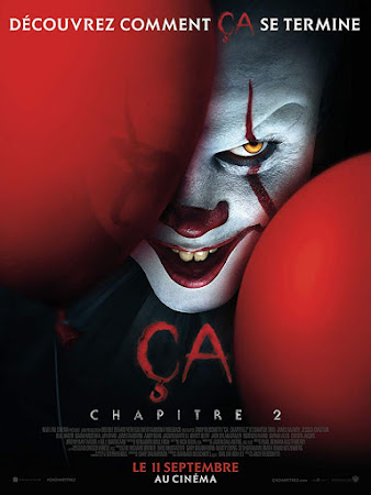 Poster Of It Chapter Two 2019 In Hindi Bluray 720P Free Download