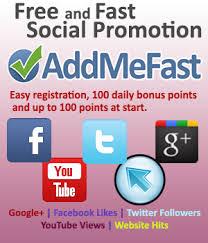 menambah followers dengan addmefast