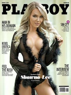 Playboy Australia – Agosto 2019