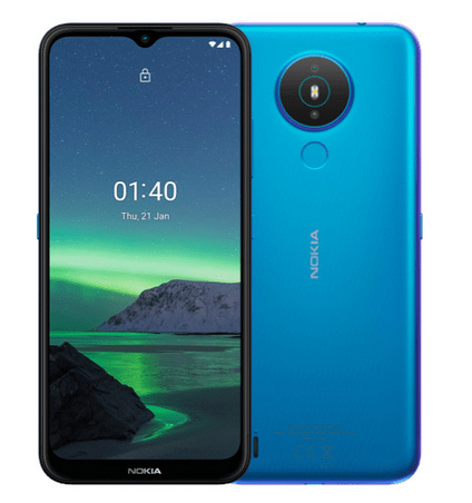 Nokia 1.4 - Nokia Launches Another Cheap Entry Level Smartphone