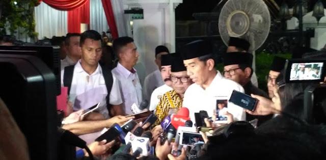 Prabowo Tolak Penghitungan KPU Dan Tak Akan Gugat Ke MK, Apa Respon Jokowi?
