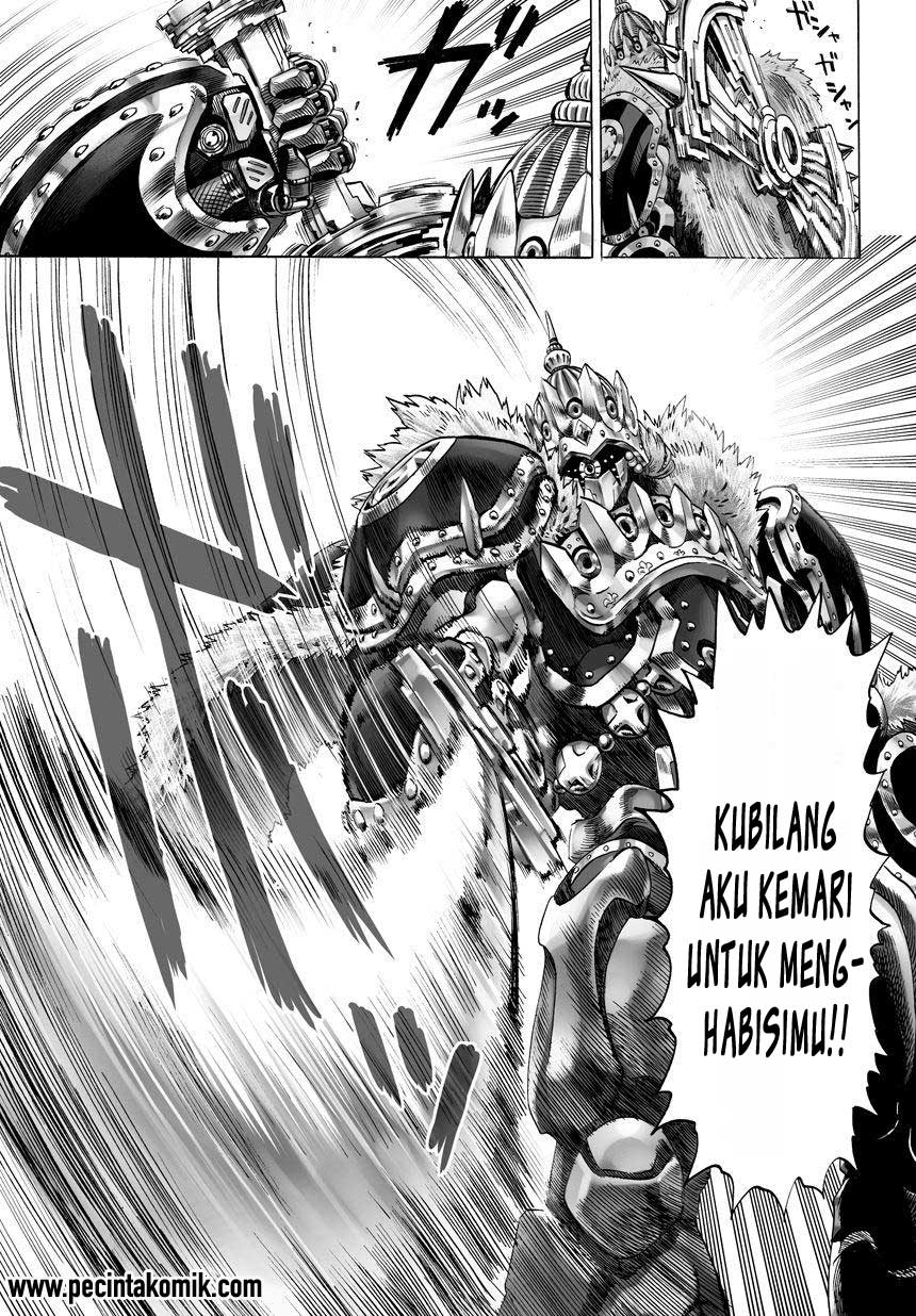 One Punch Man Chapter 50 part 2 Bahasa Indonesia