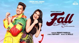 Fall Lyrics - Prince Narula