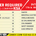 SAUDI ARABIA Urgent Manpower Recruitment - For a Leading Company - Apply Now!