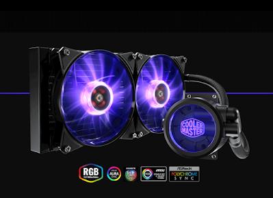 Motherboard CoolerMaster Pro 280 CPU Cooler