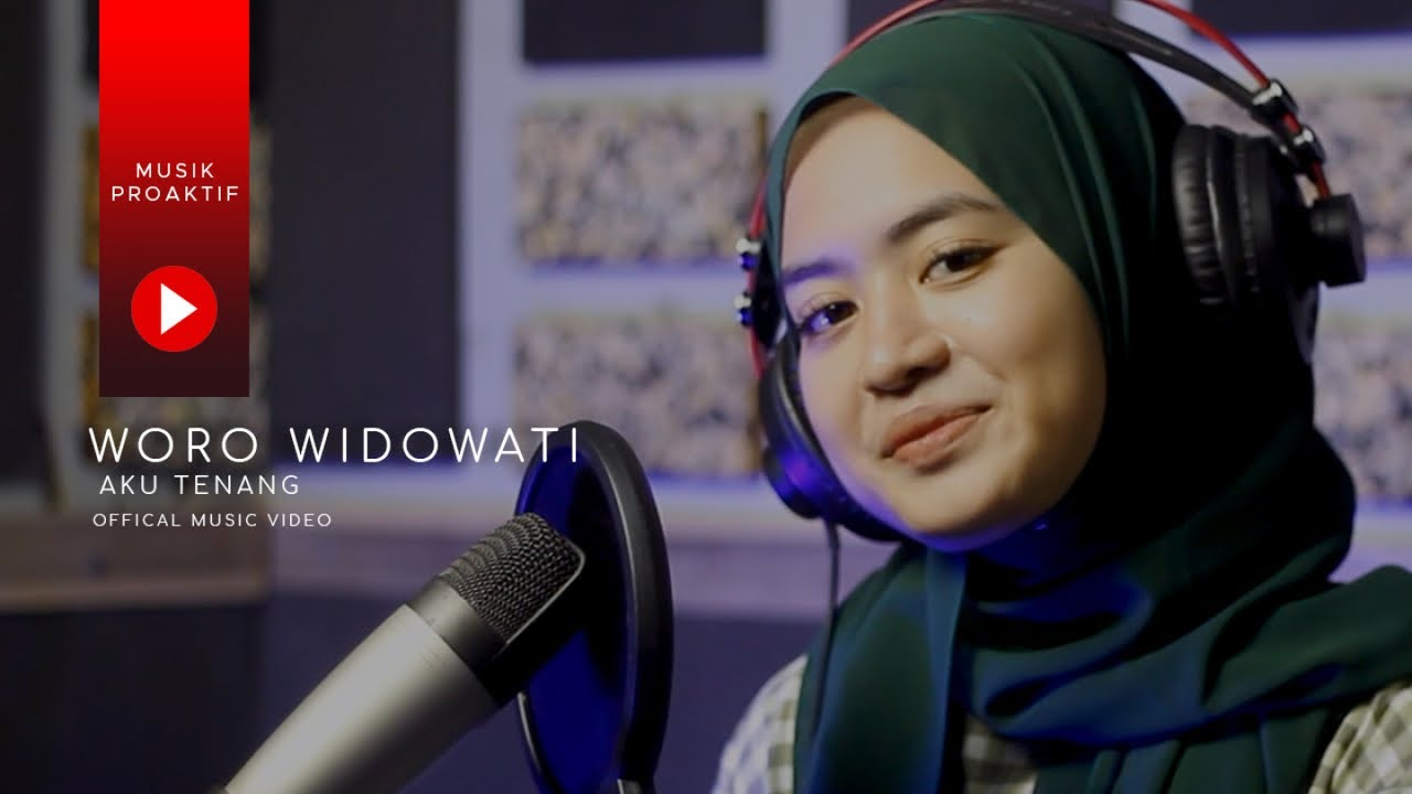 Lirik Lagu Woro Widowati - Aku Tenang MP3