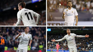 Real Madrid ready to let go EIGHT senior players this summer