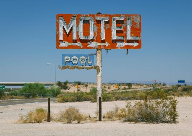 10 motels abandonnés à voir sur la route 66